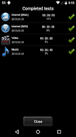 Screenshot of Battery HD