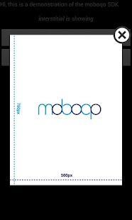 moboqo SDK Demo - screenshot thumbnail