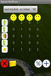 Football PerfStats + - screenshot thumbnail