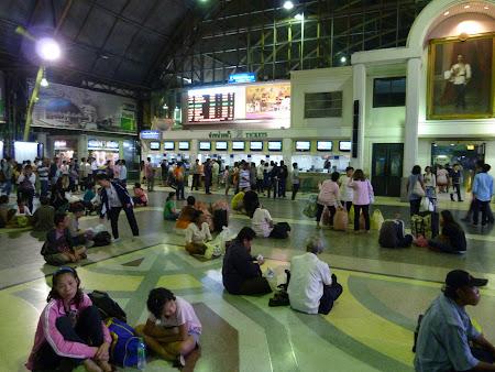 Gara centrala Bangkok