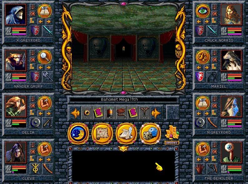 Grimoire Game