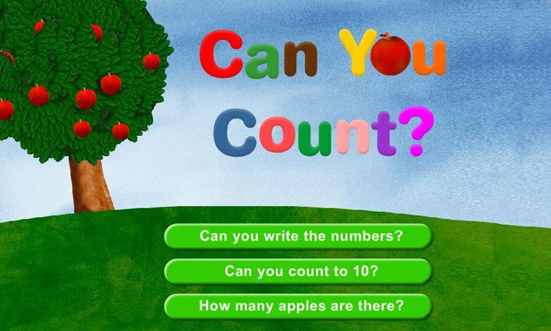 Can You Count?- screenshot