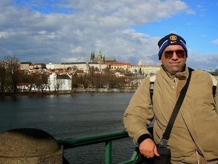 Europa Centrala: Palatul din Praga