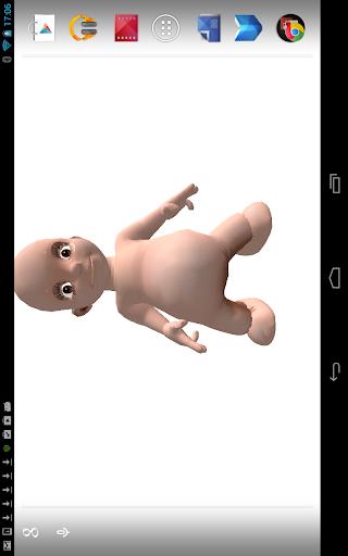 Live Wallpaper Uber Baby