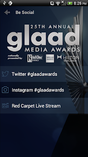 GLAAD Media Awards - screenshot thumbnail