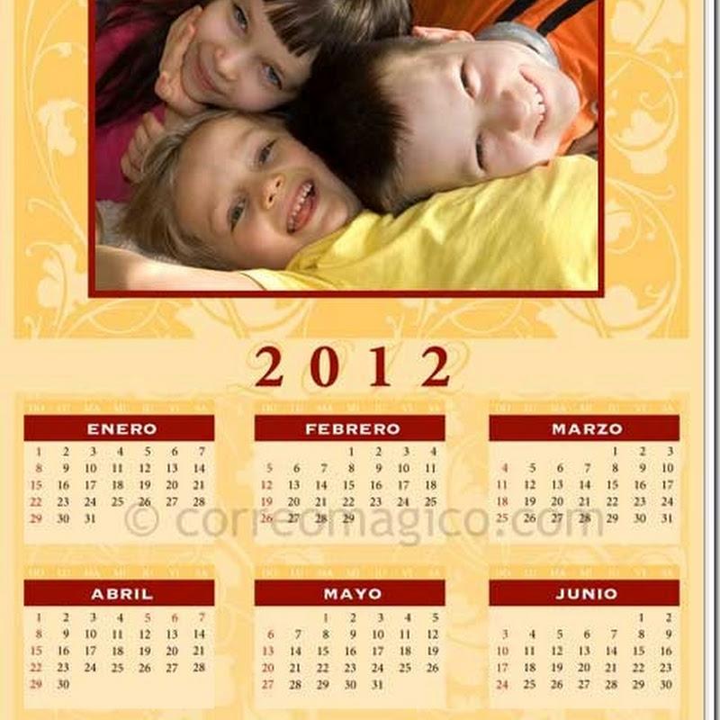 Generador de Calendarios 2018 con tu foto
