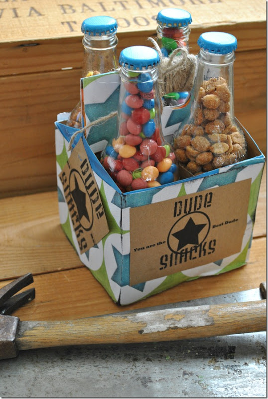 The Whimsical Princess: Snacks for our Dude-Easy Father's ...