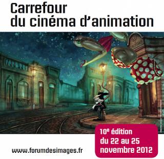 Carrefour du cinéma d'animation 2012 2 image