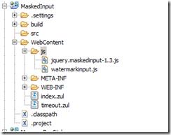 Masked Input Component ~ Requirement Constraints