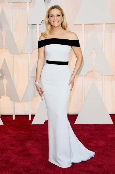 Reese Witherspoon attends the 87th Annual Academy Awards
