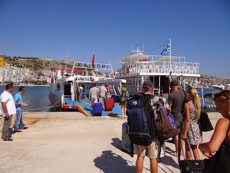 Nava Kaliopi: Sarande - Corfu