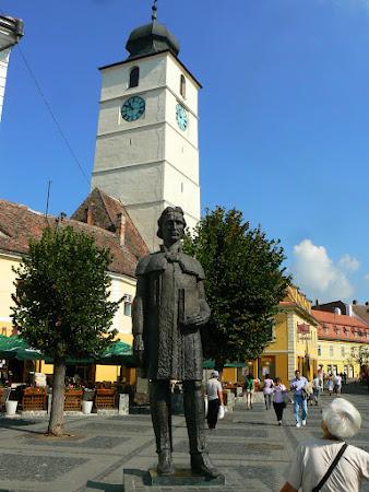 City break la Sibiu: Turnul Sfatului