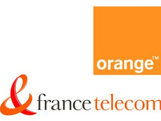 Logo de France Télécom-Orange