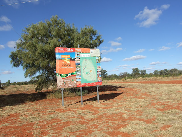 Dowling Track - Currawinya NP