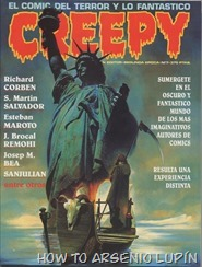 P00087 - Creepy 86 - epoca 2   por
