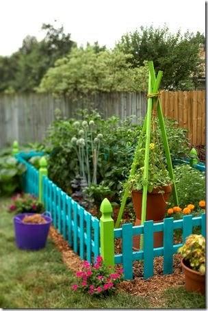 Condo Blues 15 Unique Garden Border And Edging Ideas