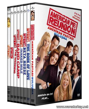 Amerikan Pastası Tüm Bölümler BOXSET HD İndir