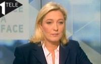 Marine Le Pen invitée de Christophe Barbier sur i>TELE (11/03/2013 vidéo) dans Economie marine+le+pen+it%C3%A9l%C3%A9+11032013