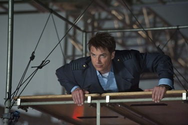 John Barrowman is Jack Harkness