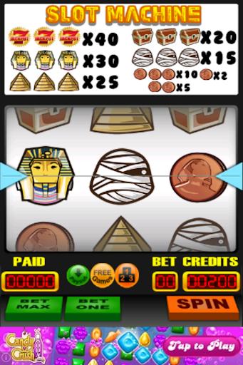 Ancient King Pharaoh's Slots