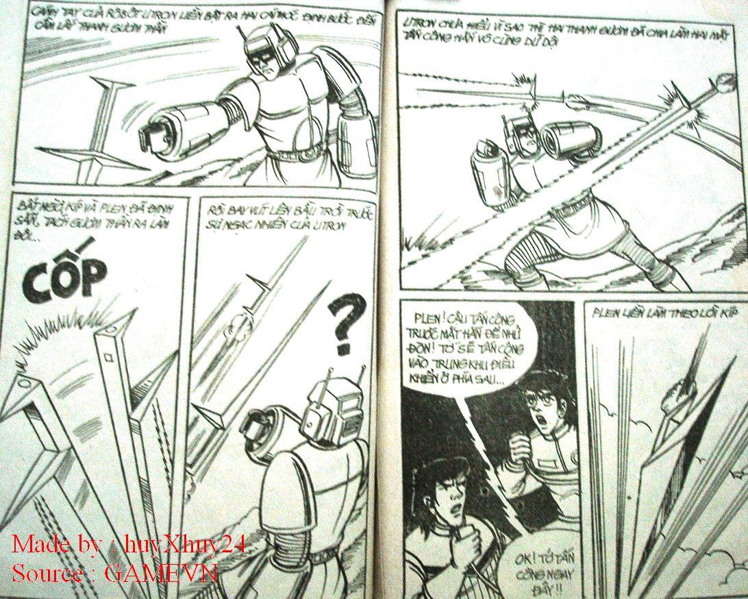 Dũng Sĩ Hesman chap 26 trang 25