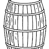 coloring pages of barrels - photo#28