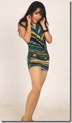 Lekha-Washington-hot-in-halfdress