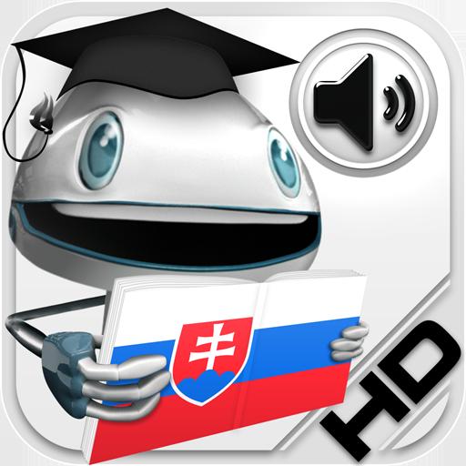 学习斯洛伐克语动词 HD LearnBots 教育 App LOGO-APP試玩