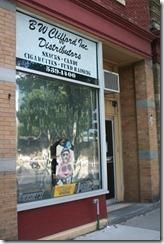 B.W.Clifford Inc (candy store)