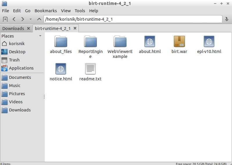 Installing Birt Viewer Server In Addition To Birt Study Designer 21