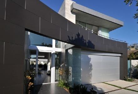 fachada-casa-contemporanea-Davidson-Residencia-