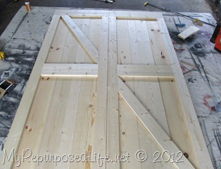 Attirant DIY Barn Doors