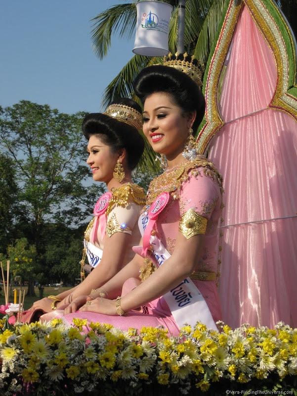 Beauty Contestants