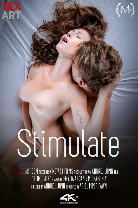 [Sexart] Emylia Argan & Michael Fly - Stimulate - Girlsdelta