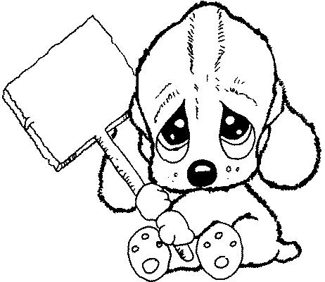 Perros Para Pintar