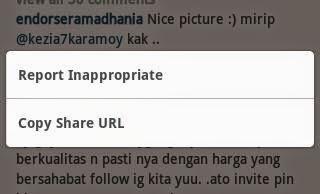 cara menyimpan foto dan video instagram