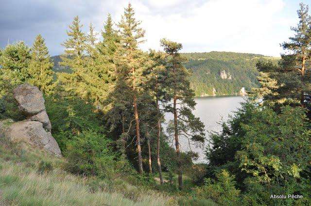 Lac d'Issarlès photo #476