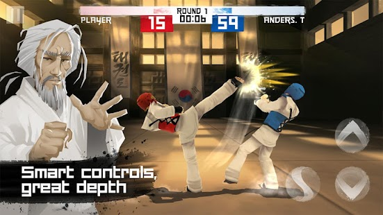 Taekwondo Game Screenshot 2