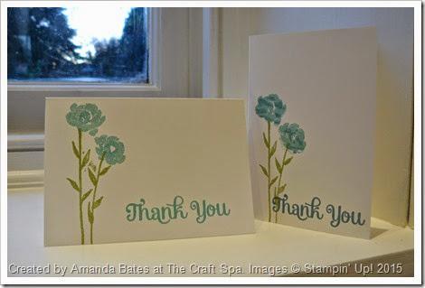 Painted Petals Thank You Notecards, Amanda Bates, The Craft Spa, 2015_01 (3)