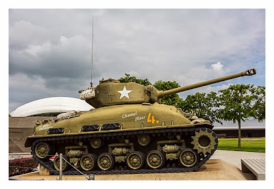 Westliche Landungsstrände - Sherman Panzer