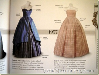 Dresses from 1957