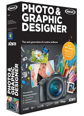 Xara Photo & Graphic Designer 9.1.0.28010 [Paquete gráfico todo en uno]