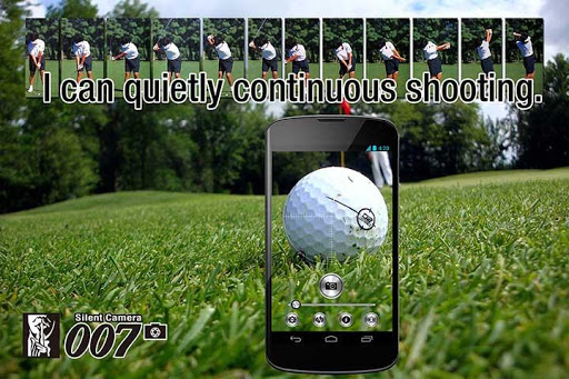 娛樂必備免費app推薦 Silent Camera 007線上免付費app下載 3C達人阿輝的APP