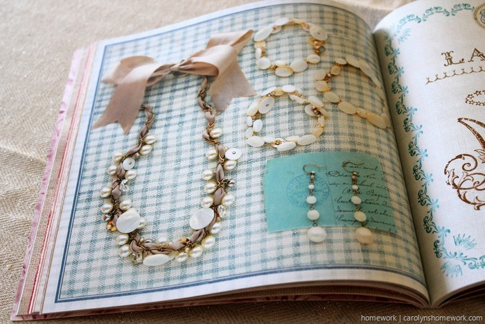 French General A Year of Jewelry via homework (4)