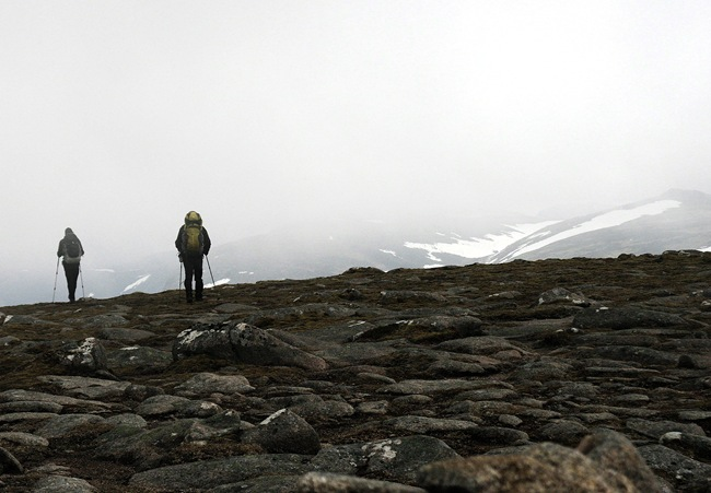 ANDY'S PIC, PHIL & ME, CARN AN T-SAGAIRT MOR