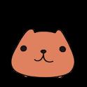 [カピバラさん]シェイクライブ壁紙 logo