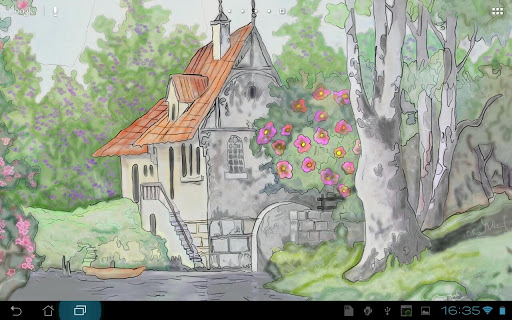 Watermill - Spring HD LWP