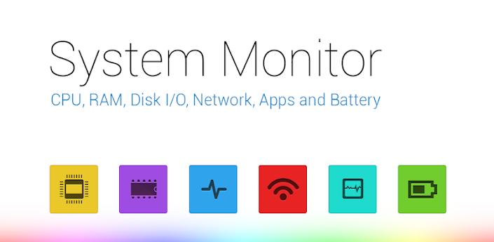 System Monitor v1.1.21 apk
