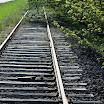 Aufgegebene Gleise der Möhnetalbahn