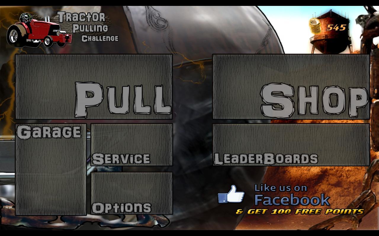Tractor Pulling Challenge- screenshot
